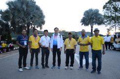 การประชุมผู้จัดการทีม ผู้ฝึกสอน และผู้ควบคุมทีมกีฬากอล์ฟ