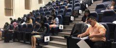การสอบประมวลความรู้นักศึกษาบัณฑิตศึกษา ประจำภาคเรียนที่ 2/2562