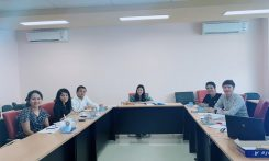 ประชุมวารสารราชภัฏสุราษฎร์ธานี ครั้งที่ 2/2563