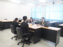 สอบสัมภาษณ์ผู้สมัครเพื่อเข้าศึกษาต่อในหลักสูตรครุศาสตรมหาบัณฑิต (การบริหารการศึกษา) ประจำปีการศึกษา 2563