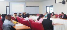 โครงการประชุมทบทวนแผนยุทธศาสตร์และแผนปฏิบัติการประจำปี