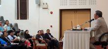 ประชุมเสวนาแนวทางการจัดทำหลักสูตรให้ตอบสนองความต้องการของชุมชนท้องถิ่น